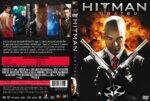 Hitman (2007) R2 Swedish Retail DVD Cover + Custom Label