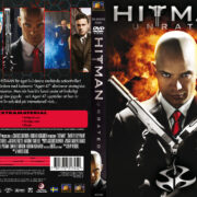 Hitman (2007) R2 Swedish Retail DVD Cover + Custom Label