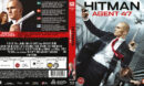 Hitman: Agent 47 (2015) R2 Nordic Retail Blu-Ray Cover + Custom Label