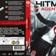 Hitman: Agent 47 (2015) R2 Nordic Retail Blu-Ray Cover + Custom Label