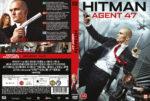 Hitman: Agent 47 (2015) R2 Nordic Retail DVD Cover + Custom Label