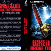 When Alice Broke the Mirror (1988) R2 German Custom Blu-Ray Cover