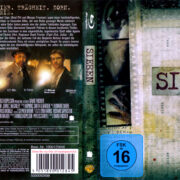 Sieben (1995) R2 German Blu-Ray Cover & Label