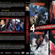 Relentless Collection (1989-1994) R1 Custom Cover