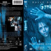 Gothika (2003) R2 Swedish Retail DVD Cover + Custom Label