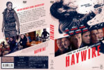 Haywire (2011) R2 Swedish Retail DVD Cover + Custom Label