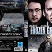 Frozen Ground (2013) R2 GERMAN DVD Cover
