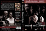 Million Dollar Baby (2004) R2 Swedish Retail DVD Cover + Custom Label