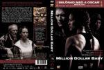 Million Dollar Baby (2004) R2 Swedish Retail DVD Cover + Custom Label