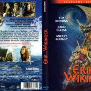 Erik der Wikinger (1989) R2 German Blu-Ray Cover & Label