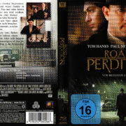 Road to Perdition (2002) R2 German Blu-Ray Cover & Label