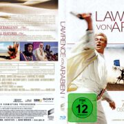 Lawrence von Arabien (1962) R2 German Blu-Ray Covers & Labels