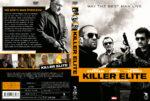 Killer Elite (2011) R2 Swedish Retail DVD Cover + Custom Label