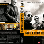 Killer Elite (2011) R2 Swedish Retail DVD Cover + Custom Label