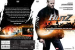 Blitz (2011) R2 Swedish Retail DVD Cover + Custom Label