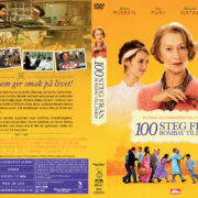 The Hundred-Foot Journey (2014) R2 Swedish Retail DVD Cover + Custom Label