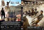 Ben-Hur (2016) R1 CUSTOM Cover & Label