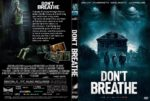 Don't Breathe (2016) R1 CUSTOM Cover & Label