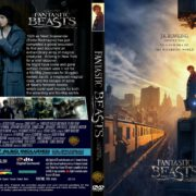 Fantastic Beasts And Where To Find Them (2016) R1 CUSTOM Cover & Label