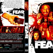 Fear, Inc. (2016) R1 CUSTOM Cover & Label