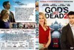 God's Not Dead 2 (2016) R1 CUSTOM Dutch Cover & Label