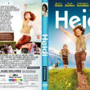Heidi (2015) DUTCH R1 CUSTOM Cover & Label