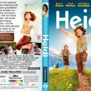 Heidi (2015) R1 CUSTOM Cover & Label