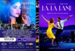 La La Land (2016) R1 CUSTOM Cover & Label