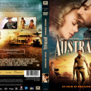 Australia (2008) R2 Swedish Retail DVD Cover + Custom Label