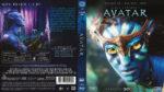 Avatar (2009) R2 Swedish Retail Blu-Ray Cover + Custom Label