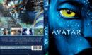 Avatar (2009) R2 Swedish Retail DVD Cover + Custom Label
