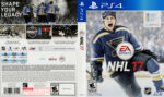 NHL 17 (2016) USA PS4 Cover