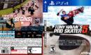 Tony Hawks Pro Skater 5 (2015) USA PS4 Cover