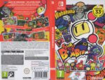 Super Bomberman R (2017) NINTENDO SWITCH German Cover