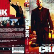 Crank (2006) R2 Blu-Ray Dutch Cover