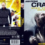 Crank 2 High Voltage (2009) R2 Blu-Ray Dutch Cover