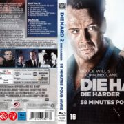 Die Hard 2 Die Harder (1990) R2 Blu-Ray Dutch Cover