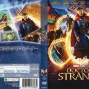 Doctor Strange (2016) R2 DVD Italian Cover