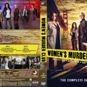 Women's Murder Club – The Complete Series (2008) R1 Custom Cover & Labels