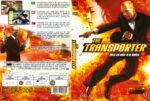 The Transporter (2002) R2 Nordic Retail DVD Cover + Custom Label