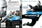 Transporter 3 (2008) R2 Swedish Retail DVD Cover + Custom Label