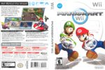 Mariokart (2012) Wii USA DVD cover