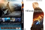 The Transporter Refueled (2015) R2 Swedish Retail DVD Cover + Custom Label