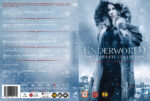 Underworld 1-5 Box (2017) R2 Nordic Retail DVD Cover
