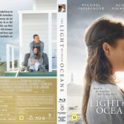 The Light Between Oceans (2016) R2 Swedish Retail Blu-Ray Cover + Custom Label