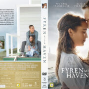 The Light Between Oceans (2016) R2 Swedish Retail DVD Cover + Custom Label