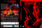 Hellboy – Directors Cut (2004) R2 German Cover & Labels