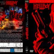 Hellboy – Directors Cut (2004) R2 German Cover & Labels