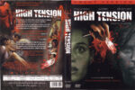 High Tension (2003) R2 German Cover & Label