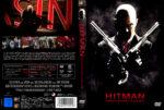 Hitman – Jeder Stirbt Alleine (2007) R2 German Custom Cover & Label